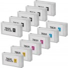 Epson 786XL T786XL Black & Color 11-pack HY Ink Cartridges
