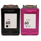 HP 60 Ink Cartridge Combo Pack 2