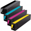 HP 970XL & 971XL Black & Color 4-pack High Yield Ink Cartridges