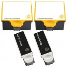 Kodak #10 Black & Color 4-pack Ink Cartridges