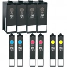 Lexmark 150XL Black & Color 10-pack High Yield Ink Cartridges