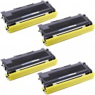 Brother TN350 (4-pack) Black Toner Cartridges