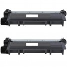 Brother TN660 (2-pack) High Yield Black Toner Cartridges