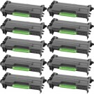 Brother TN850 (10-pack) High Yield Black Toner Cartridges