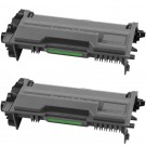 Brother TN880 (2-pack) Super High Yield Black Toner Cartridges