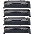 Canon 119 II (4-pack) High Yield Black Toner Cartridges