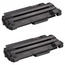 Dell 1130 (2-pack) High Yield Black Toner Cartridges
