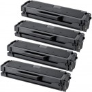 Dell B1160 (4-pack) Black Toner Cartridges