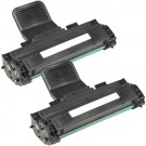 Dell 1100 / 1110 (2-pack) Black Toner Cartridges