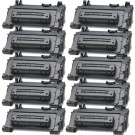 HP 64A (CC364A) 10-pack Black Toner Cartridges