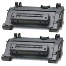 HP 64A (CC364A) 2-pack Black Toner Cartridges