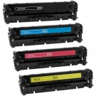 HP 305X / 305A (4-pack) Laser Toner Cartridges