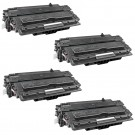 HP 14A (CF214A) 4-pack Black Toner Cartridges