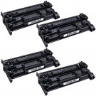 HP 26A (CF226A) 4-pack Black Toner Cartridges