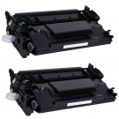 HP 26X (CF226X) 2-pack High Yield Black Toner Cartridges