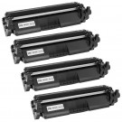 HP 30X (CF230X) 4-pack High Yield Black Toner Cartridges