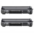 HP 48A (CF248A) 2-pack Black Toner Cartridges