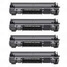 HP 48A (CF248A) 4-pack Black Toner Cartridges