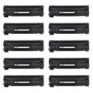 HP 79A (CF279A) 10-pack Black Toner Cartridges