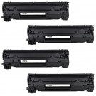HP 79A (CF279A) 4-pack Black Toner Cartridges