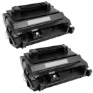 HP 81X (CF281A) 2-pack Black Toner Cartridges
