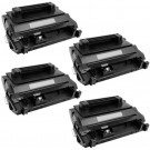HP 81X (CF281A) 4-pack Black Toner Cartridges