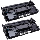 HP 87A (CF287A) 2-pack Black Toner Cartridges