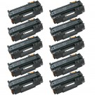 HP 49A (Q5949A) 10-pack Black Toner Cartridges