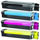 Okidata C5500 (4-pack) High Yield Toner Cartridges