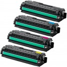 Samsung CLT-506L Black & Color 4-pack Toner Cartridges