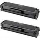 Samsung 101 MLT-D101S (2-pack) Black Toner Cartridges
