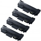 Samsung 116 MLT-D116L (4-pack) High Yield Black Toner Cartridges