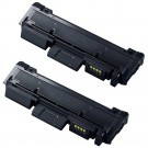 Samsung 118 MLT-D118L (2-pack) High Yield Black Toner Cartridges