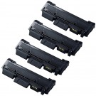 Samsung 118 MLT-D118L (4-pack) High Yield Black Toner Cartridges