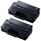 Samsung 203 MLT-D203L (2-pack) High Yield Black Toner Cartridges