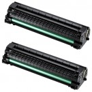 Samsung 104 MLT-D104S (2-pack) Black Toner Cartridges
