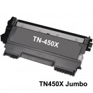 Brother TN450X Jumbo Black Toner Cartridge