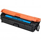 HP CE341A (HP 651A) Cyan Laser Toner Cartridge