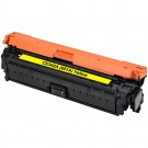 HP CE342A (HP 651A) Yellow Laser Toner Cartridge