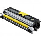 Konica-Minolta 1600W High Yield Yellow Laser Toner Cartridge